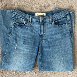 """Gap """"Best Girlfriend"""" Mid rise jeans"""